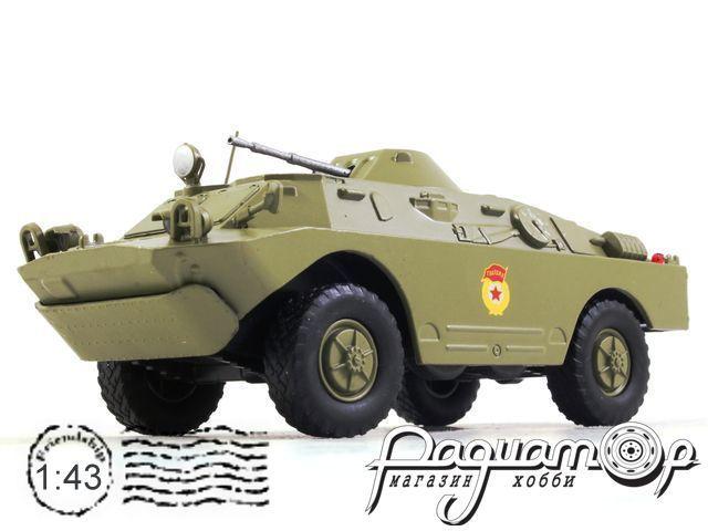 Автолегенды СССР и Соцстран №232, БРДМ-2 (1963)