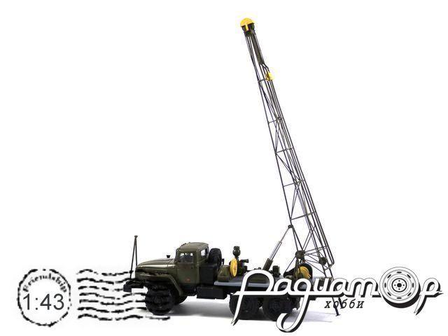 Урал-43206 УРБ 2,5 АК (1980) 180319