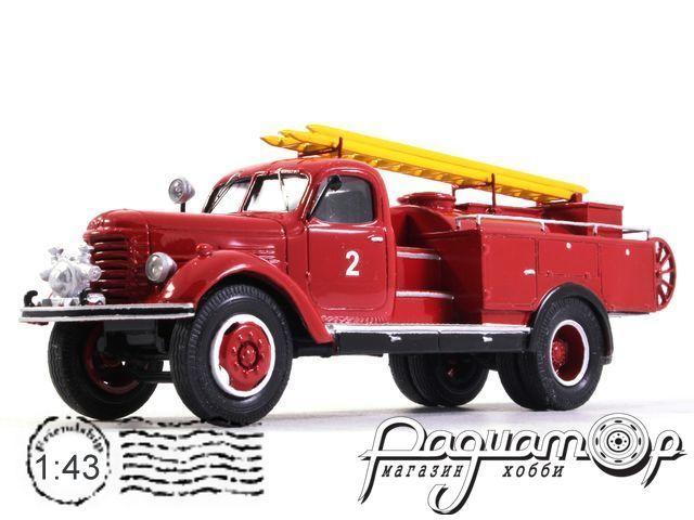 ЗиС-150 TLF-8 пожарный (1947) 6-6 (KA)