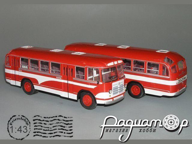 Сборная модель ЗИЛ-158 (1957) K3-18