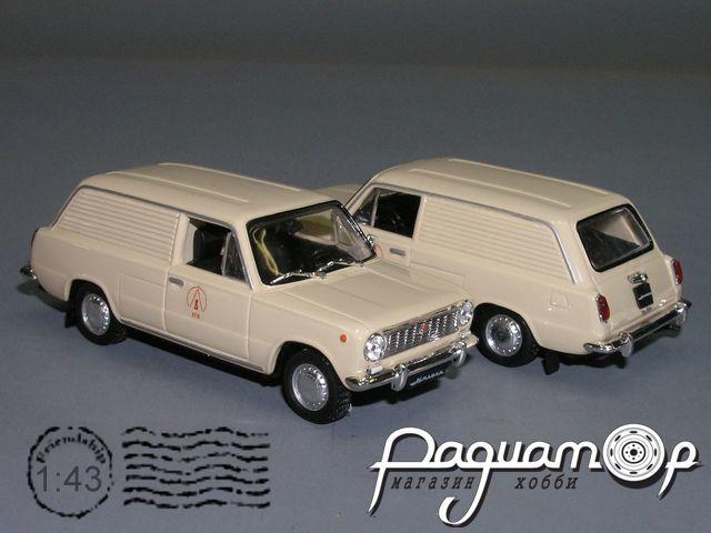 ВАЗ-2801 электро УГК ВАЗ (1981) PZ-68.1