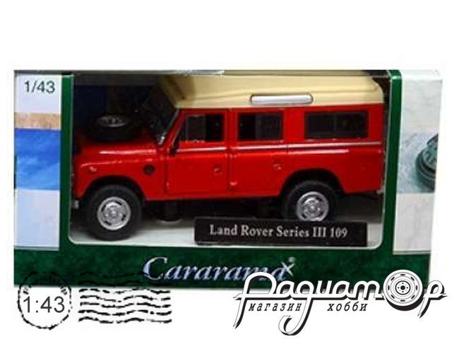 Land Rover 109 Series III (1983) 25100R