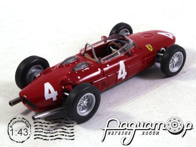 Ferrari 156 Sharknose №4 2nd Formula-1, Wolfgang Graf Berghe von Trips (1961) 7174003