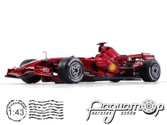 Ferrari F2008 №2 2nd Formula-1, Felipe Massa (2008) 7174004 (I) 0378
