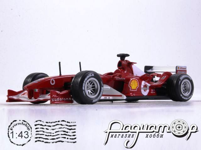 Ferrari F2004 №1 World Champion Formula-1, Michael Schumacher (2004) 7174002