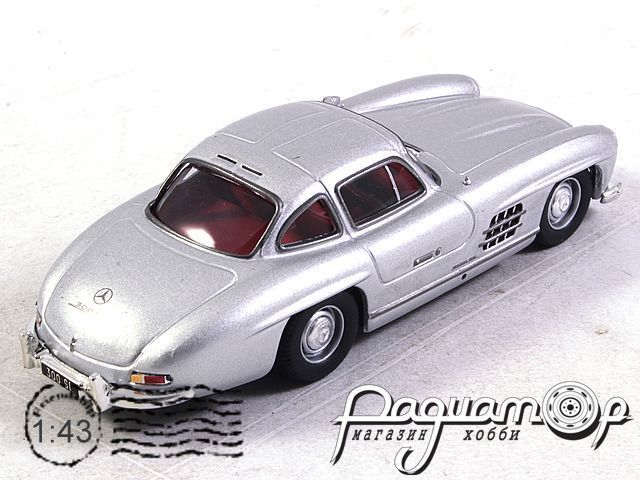 Mercedes-Benz 300SL (1954) 2891001