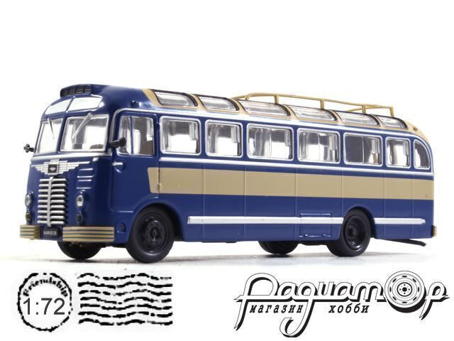 Kultowe Autobusy PRL-u №1, Autosan H9-03 (1973) (D)