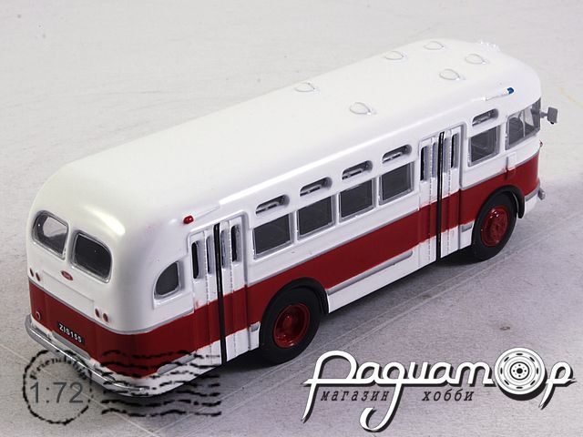 Kultowe Autobusy PRL-u №4, ЗИС-155 (1949)