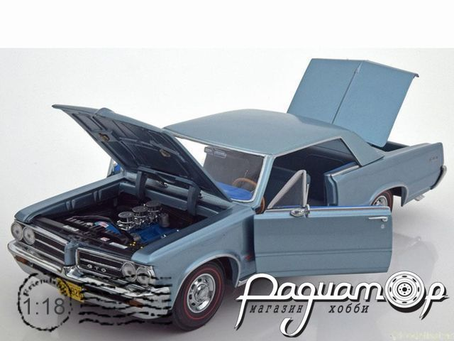 Pontiac GTO (1964) 1826
