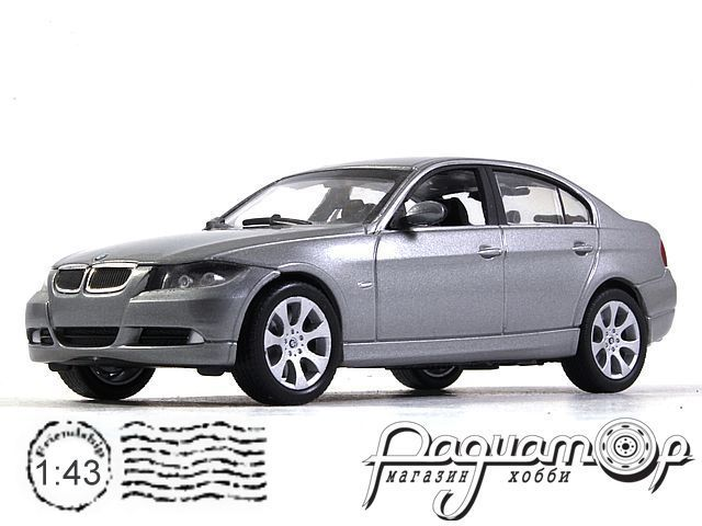 BMW 330i (2000) Welly (B)