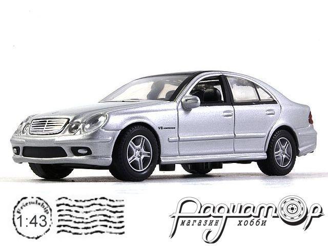 Mercedes-Benz Е55 (1995) Signature (B)