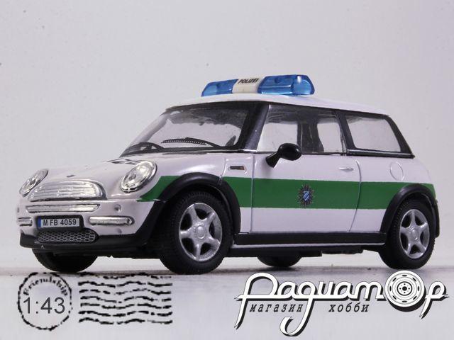 Mini Cooper S Polizei (2013) Cararama (B)