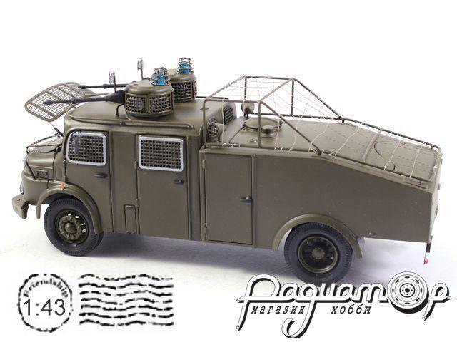Mercedes-Benz 1113 Military (1967) 180326