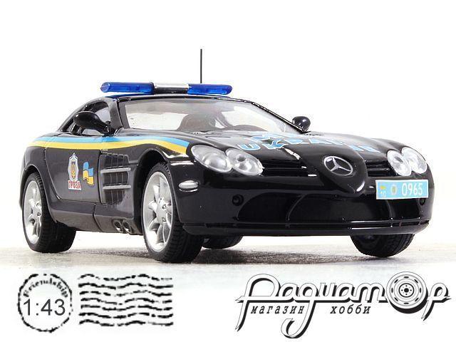 Mercedes-Benz SLR McLaren ДПС Украины (2003) 0328