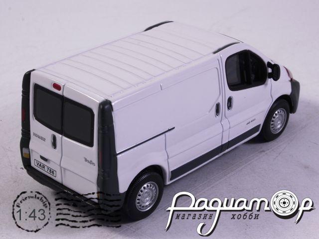 Renault Trafic фургон (2001) Cararama (B)