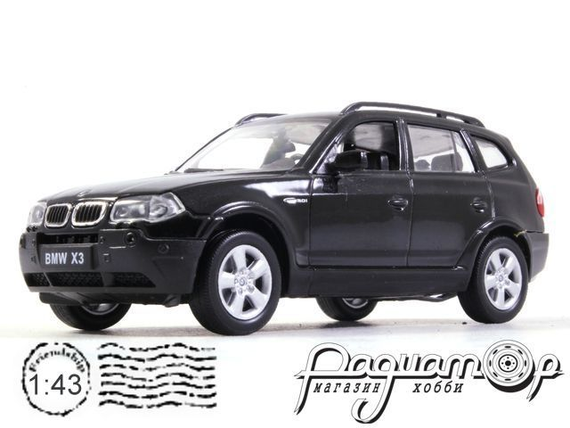 BMW X3 (2003) Welly (B)