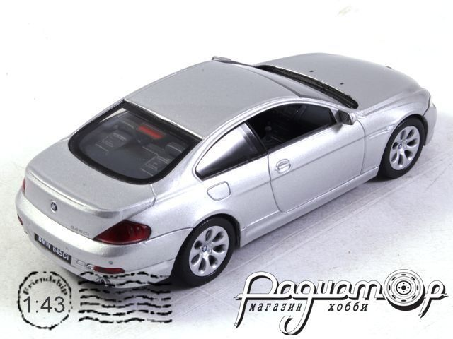 BMW 645Ci Coupe (2004) Welly (B)