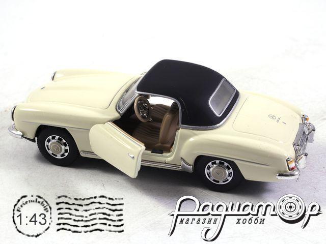 Mercedes-Benz 190SL (1955) Cararama (B)