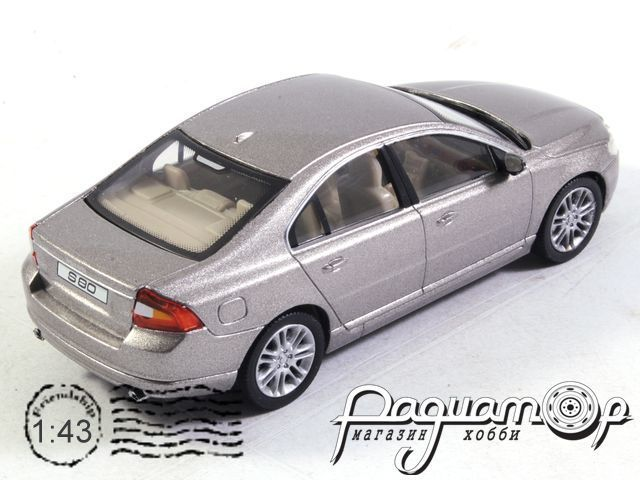 Volvo S80 (1999) Cararama (B)