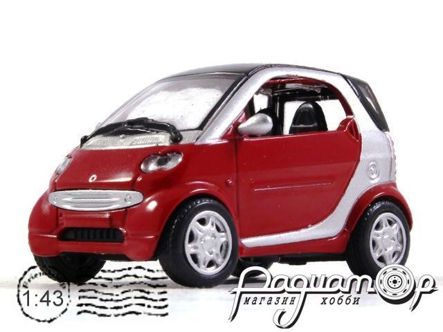 Smart Fortwo (1998) 19007-2
