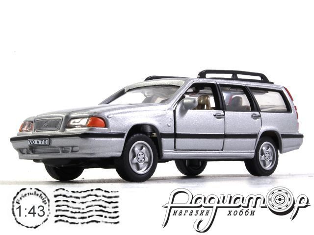 Volvo V70 (1996) Cararama (B)