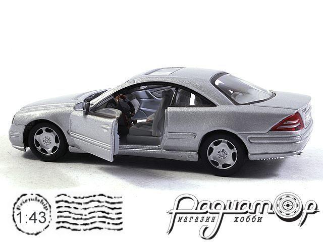 Mercedes-Benz CL 500 Coupe (2006) Cararama (B)