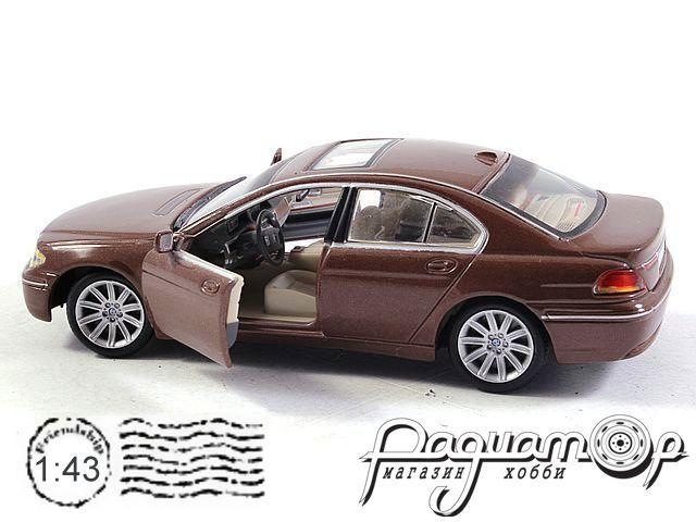 BMW 745i Sedan (2008) Cararama (TI)