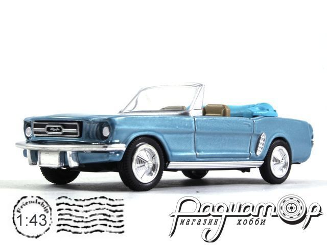 Ford Mustang (1964) 48257-20