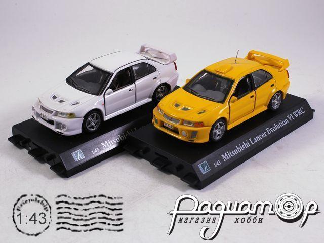 Набор Mitsubishi Lancer Evolution VI + Mitsubishi Lancer Evolution VI WRC (B)