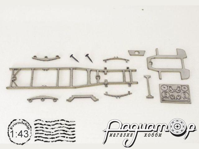 Рама для УАЗ-452К 6х6 MM2063