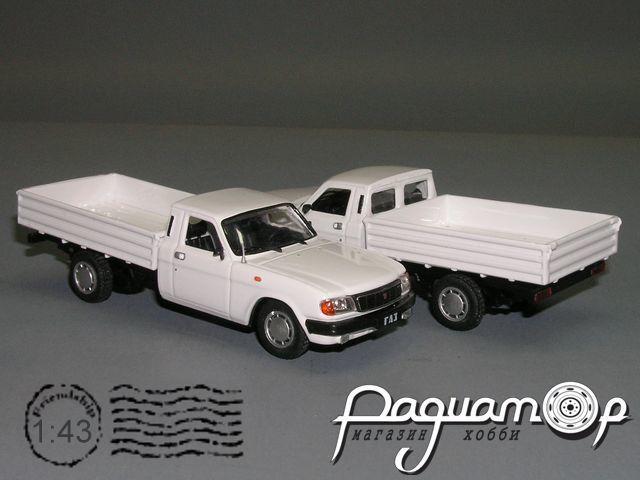 "ГАЗ-31029 ""Трофим"" (1997) PZ-42"