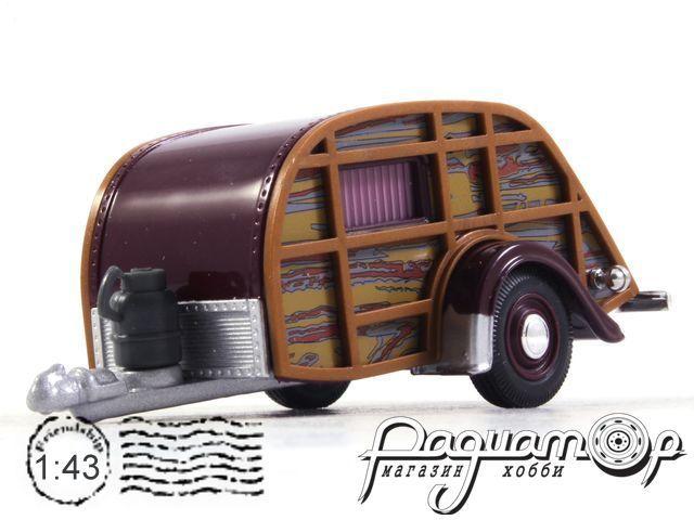 Caravan wood optics 251PND-C-III