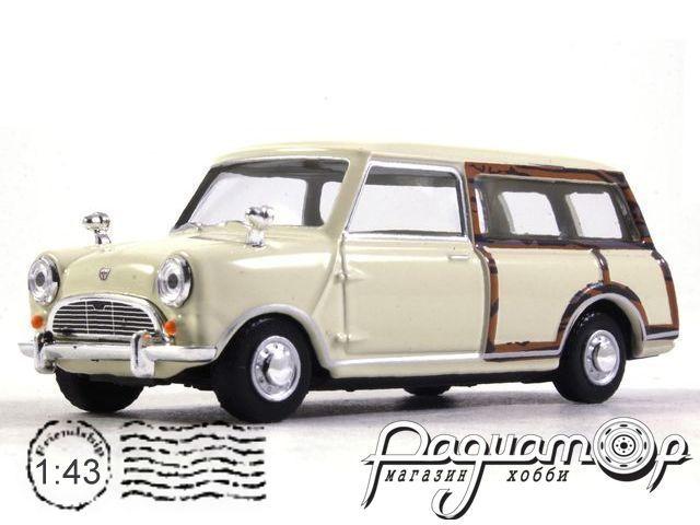 Mini Traveller Van (1960) 15550