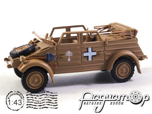 Volkswagen Kubel Typ 82 Open Top, Afrika Korps (1941) 90640 (Z)