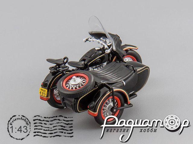 Мотоцикл М-72М