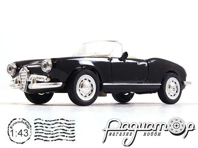 Alfa Romeo Giulietta Spider 1600CC (1962) 48263-10