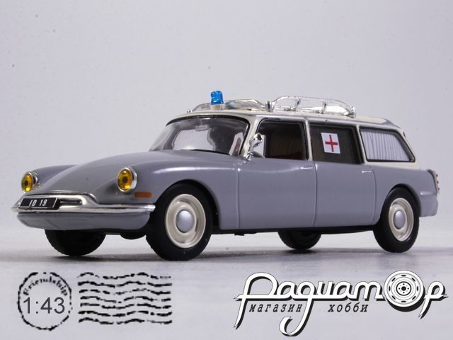 Citroen ID 19 Ambulance (1965) 7495004
