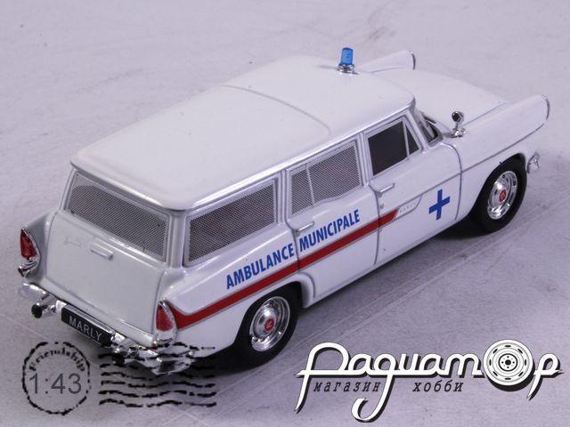 Simca Marly Ambulance Municipale (1956) 7495010