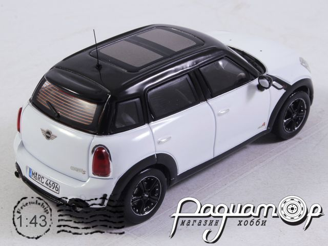 Mini Cooper S Countryman (2010) MOC131