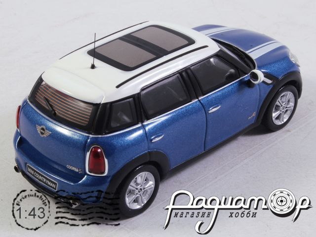 Mini Cooper S Countryman (2010) MOC132
