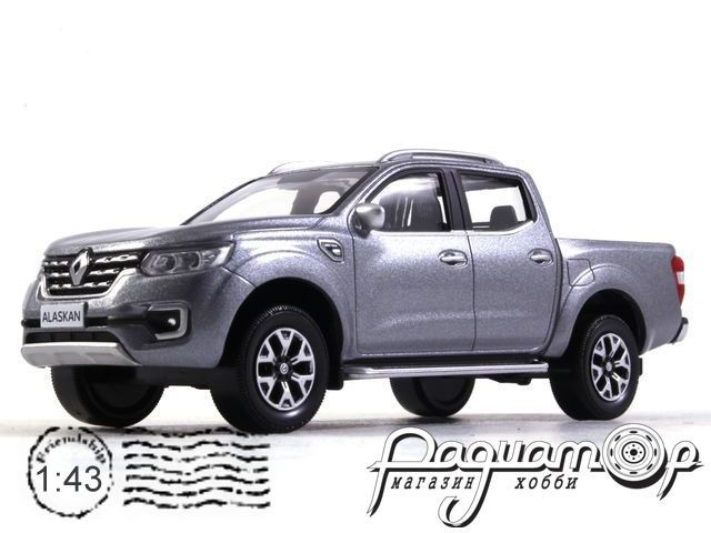 Renault Alaskan Pick-Up Van 4x4 (2017) 518397