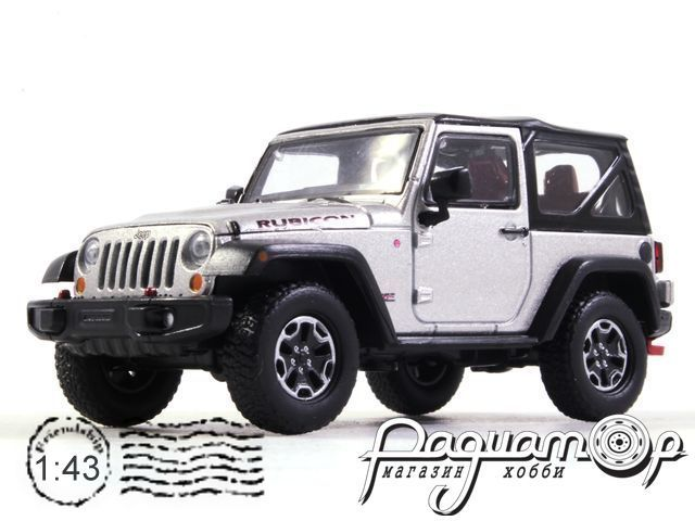 Jeep Wrangler 4х4 Rubicon 10th Anniversary (2014) 86046