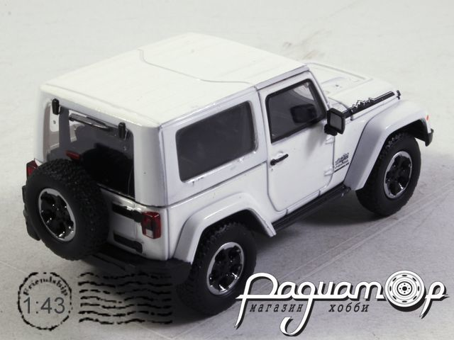 Jeep Wrangler 4х4 Polar Limited Edition (Hard Top) (2014) 86057