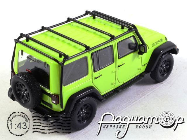 Jeep Wrangler 4х4 Unlimited