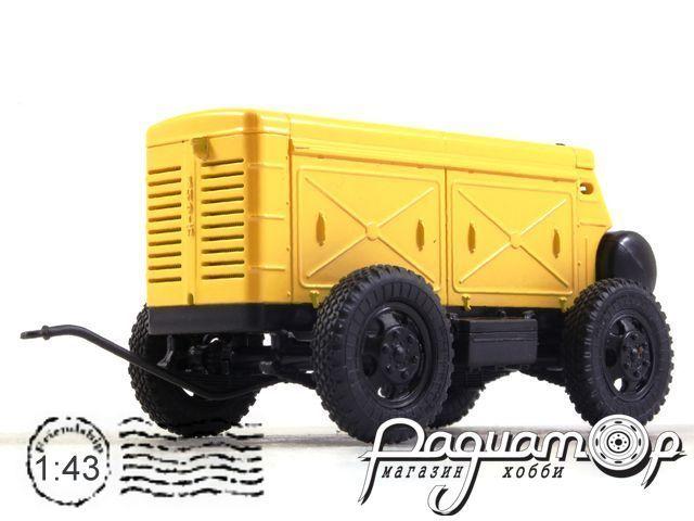 Компрессор передвижной ЗИФ-55 (1970) 102309