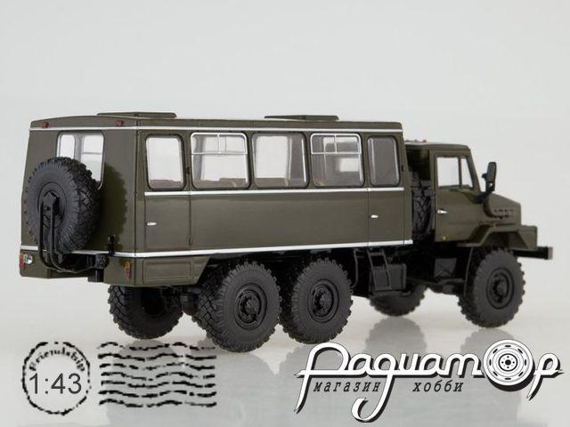Вахтовый автобус НЗАС-4211 (4322) (1977) SSM1224