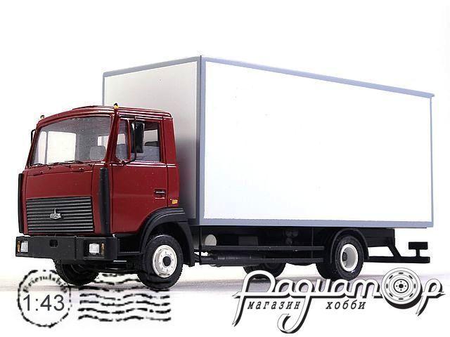 МАЗ-4380 фургон (2006) NIK116