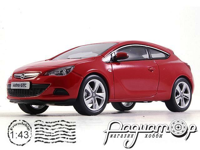 Opel Astra J GTC (2011) 4300864