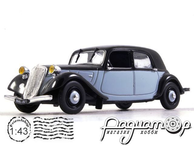 Citroen Traction 11A (1935) (B)