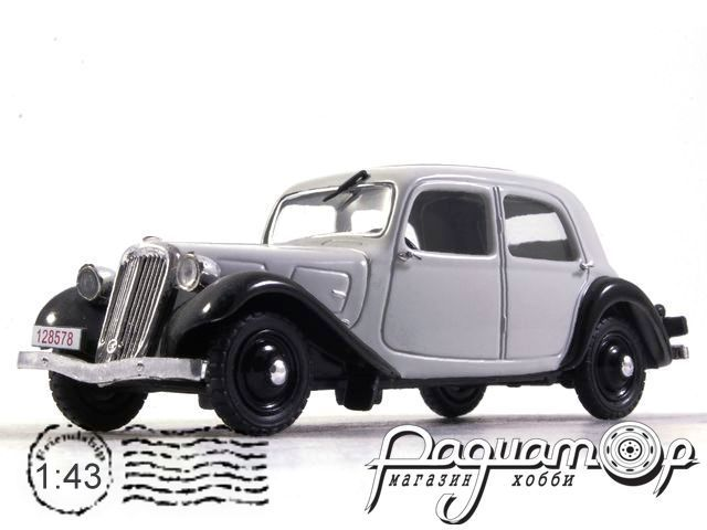Citroen Traction 7A Belge (1934) (B)